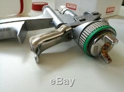 Pistola A Spruzzo SATA 5000 B Hvlp Viennent Avec Le Pistolet De Pulvérisation 1.3