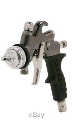 Pistolet À Peinture Apollo Atomizer 7700 Pour Turbines Hvlp + Apollo A5033a 250 CC
