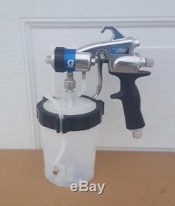 Pistolet À Peinture Graco Hvlp Edge Avec Système Flexliner, Pour Pulvérisateurs À Peinture À Turbine