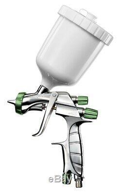 Pistolet À Peinture Super Nova Pro Anest Iwata Ls400 Hvlp 1.3 Et Base Supernova Base