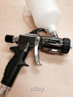 Pistolet À Turbine À Alimentation Par Gravité Hvlp 966 / Alimentation Par Gravité # 966