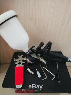 Pistolet De Peinture De Voiture Du Pistolet Hvlp De Gravité Et 5000 B R, Pointe De 1,3 Peinte Fabriquée En Allemagne