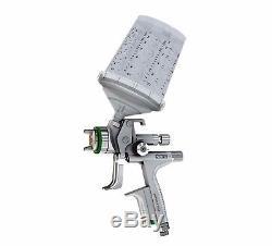 Pistolet De Pulvérisation SATA Jet 5000 Hvlp 1.3 MM Pour La Peinture Du Corps De Voiture Refinish Spraygun Auto