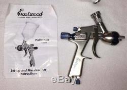 Pistolet Eastwood Concours Hvlp À Pointes Multiples