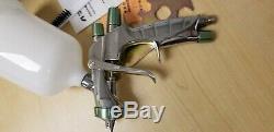 Pistolet Peinture Anest Iwata Supernova Ls400 1.3mm Avec Godet En Plastique 600cc Hvlp