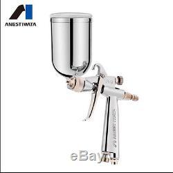 Pistolet Pulvérisateur Anest Iwata Lph-50 Hvlp Peinture Manuelle Basse Pression