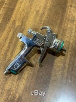 Pistolet Pulvérisateur De Peinture SATA 2000 Hvlp Avec Configuration De Pointe 1,3 Entièrement Reconstruite Nice