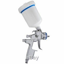 Pistolet Pulvérisateur Professionnel D'alimentation Par Gravité Hvlp D'intertool De 1,3 MM De Diamètre De La Buse