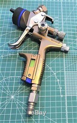 Pistolet Pulvérisateur SATA X5500 Hvlp 1,3 I Digital 1062025 Pour Voiture De Carrosserie