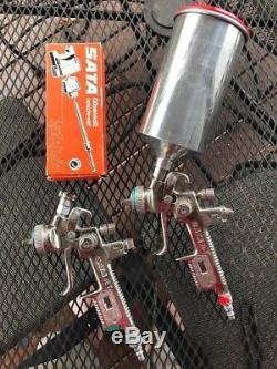 Pistolets De Pulvérisation SATA Lm2000 Hvlp