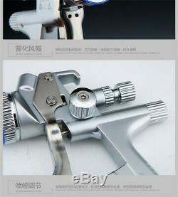 Remplacer Et 5000 B Rp (1.3) Pistolet Pulvérisateur Hvlp Avec Édition Spéciale, Édition Spéciale, 600 ML