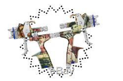 SATA 5000b Hvlp Sixties Base Pistolet Wsb + Cup Limited Edition Royaume-uni Le Jour Suivant