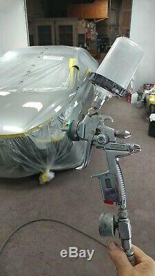 SATA Jet3000hvlp Digital1.3 Très Bon État. Peinture Aérosol Précise Géométrique