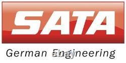 SATA Jet 2000b Hvlp/rp Repair/rebuild Kit Flambant Neuf Avec (2) Articles Supplémentaires