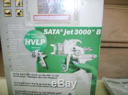 SATA Jet 3000b Pistolet De Pulvérisation Numérique Hvlp