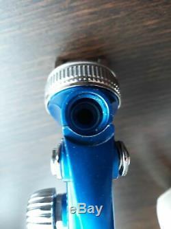 SATA Jet 3000b Rp Numérique 1.3 Hvlp Mis En Place, Limited Edition Bleu