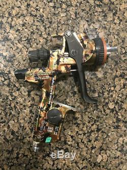 SATA Jet 4000 B Hvlp 1.4 Peinture Numérique Pistolet Bonne Condition De Travail