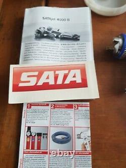 SATA Jet 4000 B Hvlp Digital 1.3 Buse