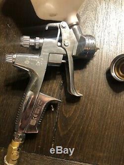 SATA Jet 4000 B Hvlp Peinture Automobile Pistolet Pulvérisateur Avec 1.3 Conseil