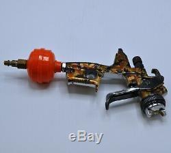 SATA Jet 4000 B Pistolet Pulvérisateur De Peinture Camouflage Digital 1.3 Camp Hvlp Hvlp