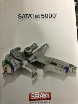 SATA Jet 5000 B Hvlp (1.2 Pointe) Axalta Special Edition. Nouvelle Boîte De Non-ouvert