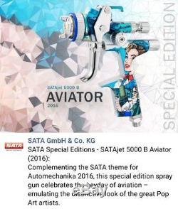 SATA Jet 5000 B Hvlp (1.3) Aviator Édition Spéciale