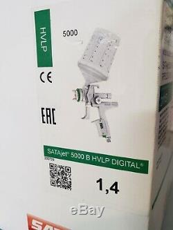 SATA Jet 5000 B Hvlp Buse 1.4mm Embout Digital