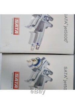 SATA Jet 5000 B Hvlp Peinture Standard Pistolet, 1.3