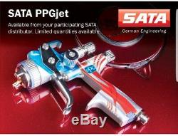 SATA Jet 5000 B Hvlp (wsb) Ppg Limited Edition