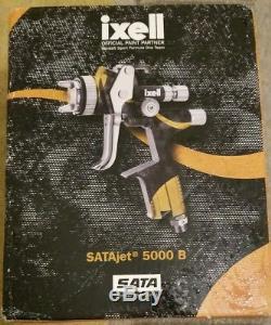 SATA Jet 5000 B Hvlp (wsb) Renault F1 Edition Limitée
