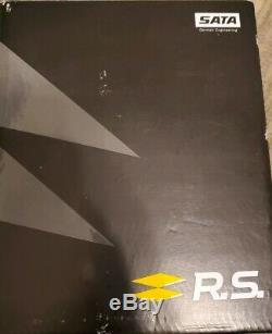 SATA Jet 5000 B Hvlp (wsb) Renault Megane Sport Edition