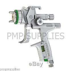 SATA Jet 5000b Hvlp Pistolet Clair Digital Numerique 1.3 Avec Camera Action Hd 1080p Gratuit