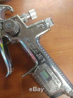 SATA Jet Excellent! Pistolet À Peinture Numérique Hpv 2000! 1.3