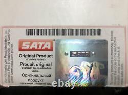 SATA Jet X5500 Hvlp Digital Spray Gun Comparer À Binks, Devilbiss Et Iwata