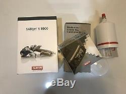 SATA Jet X 5500 Hvlp 1.2 Nouveau Pistolet De Pulvérisation À Buse Supplémentaire Montre SATA Supplémentaire Coupe Qcc