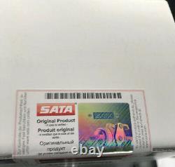 SATA Jet X 5500 Hvlp 1.3 New O Nozzle Spray Gun