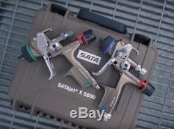SATA Jet X 5500 Hvlp 1.3 Nouveau O Buse Pistolet