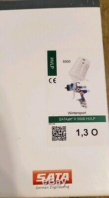SATA Jet X 5500 Hvlp (1.3 O) Wintersport Edition Spéciale