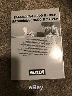 SATA Minijet 3000 B Hvlp 1.0 Mini Canon