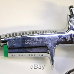 SATA Minijet 3000 B Hvlp 1,0 Pistolet À Peinture Et Godet À Peinture