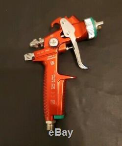 SATA Minijet 3000 B Hvlp (1,0 Sr) Red Art Limited Edition