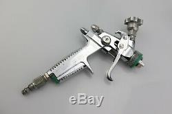 SATA Minijet 3000 B Hvlp Paint Pistolet Avec 1,2 Capuchon Sr & Raccord Flexible D'air