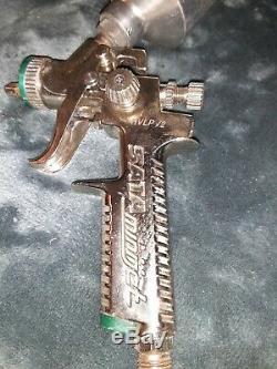 SATA Minijet 3000b Hvlp / 2 Peinture Pistolet Avec Coupe Made In Germany 29 Psi 2 Max