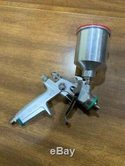 SATA Minijet 3000b Hvlp Peinture Pistolet Avec 1.0sr Astuce Configuration Totalement Reconstruit