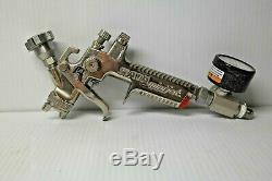 SATA Minijet Pistolet À Peinture Hvlp / 3 SATA 10 Sr, Fabriqué En Allemagne, Utilisé