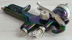 SATA Satajet 2000 Nr 1.3 Hvlp Spraygun Ed Limitée Avec Une Toute Nouvelle Coupe Du Pistolet