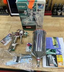 Satajet 2000 Hvlp Numérique 2 Pistolet 1.4mm N 1.0 L Alu Cup SATA 093476 Allemagne
