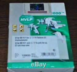 Satajet 3000 Hvlp Duse 1.5 Pistolet Pulvérisateur Avec Coupe En Aluminium De 1 Litre SATA 133033 Allemagne