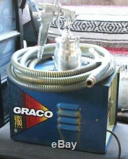 Série 700 Turbine Graco-hvlp Pulvérisateur Avec Croix Pistolet
