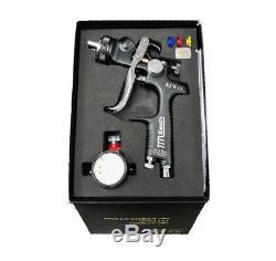 Star Ultra Edition Hvlp Pistolet À Peinture Pistolet 1.3mm 600ml Tasse Et Adaptateur Pps